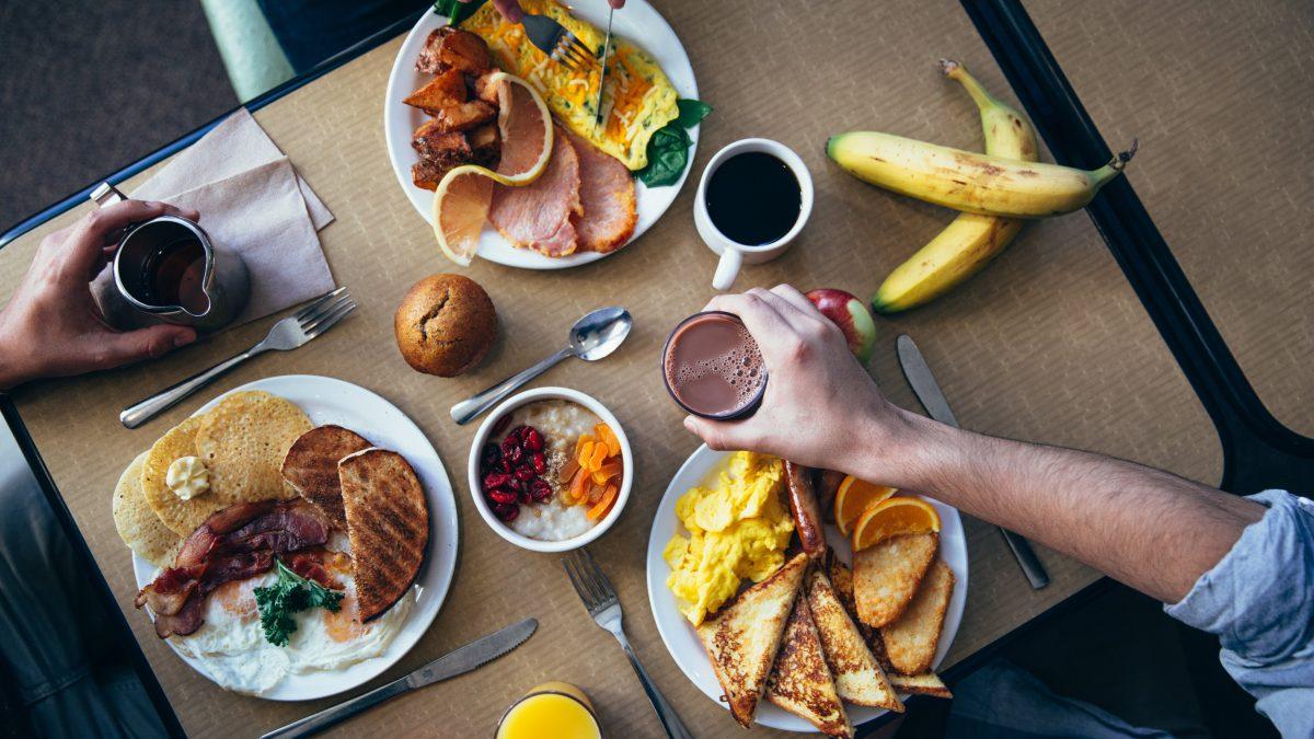法國上班族中午常吃甚麼?