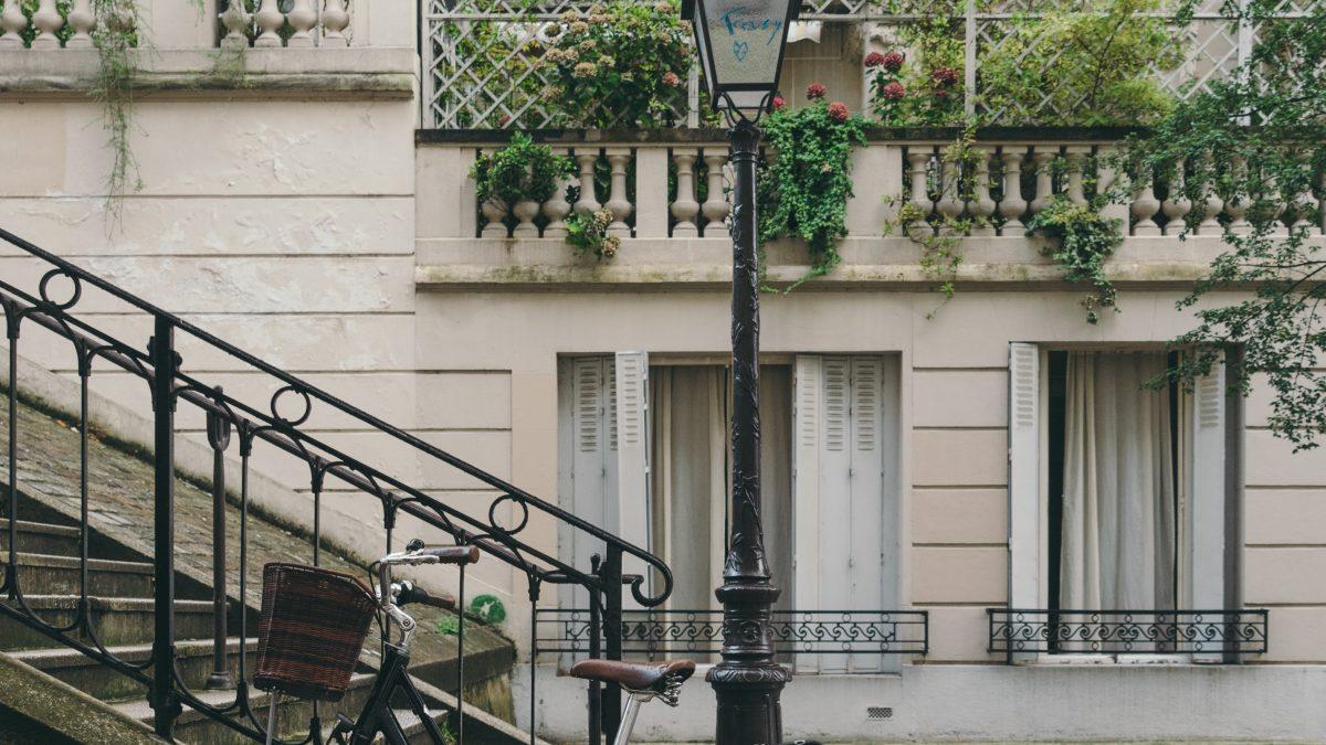 那些年,我在巴黎租的房子